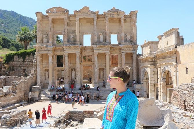 O que fazer em Izmir Éfeso