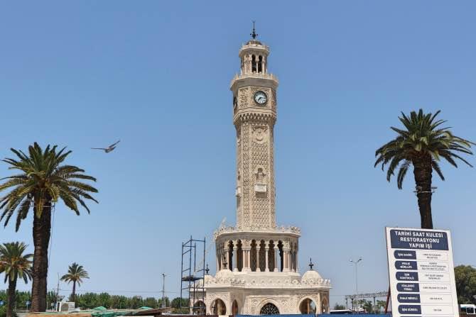 O que fazer em Izmir Torre do Relógio