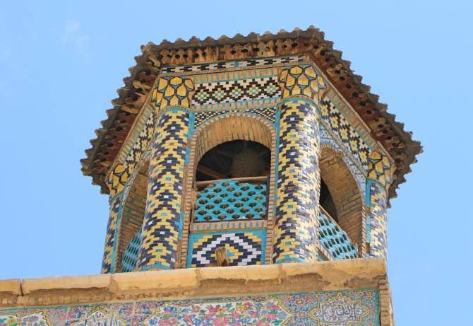 O que fazer em Shiraz - Vakil Mosque
