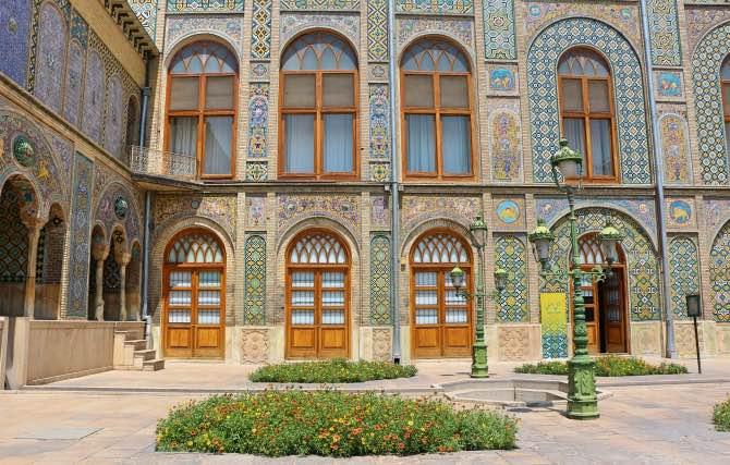 O que fazer em Teerã