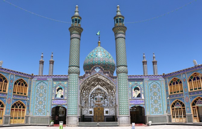 turismo no Irã