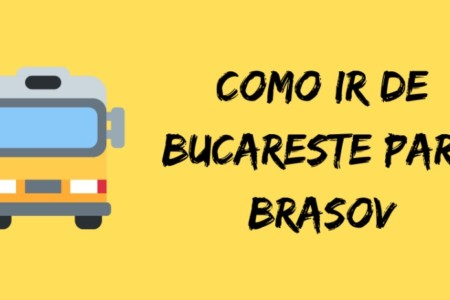 Como ir de Bucareste para Brasov