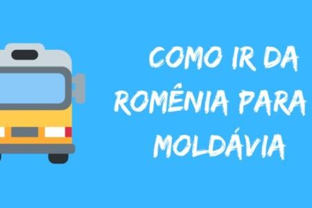 Como ir da Romênia para a Moldávia – de Brasov para Chisinau