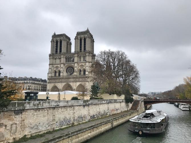 catedral de Notre-Dame principais atrações de paris