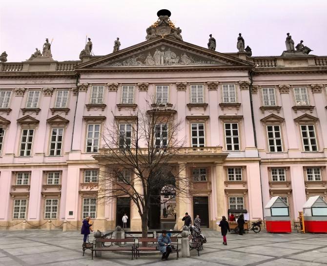 Primate's Palace Roteiro de 2 dias em Bratislava