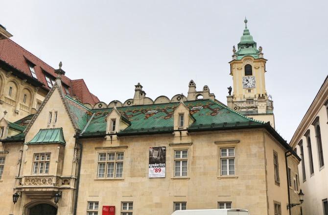 Museum of the City History roteiro de 2 dias em Bratislava