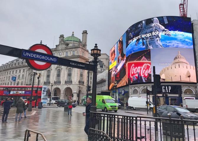 Principais atrações de Londres