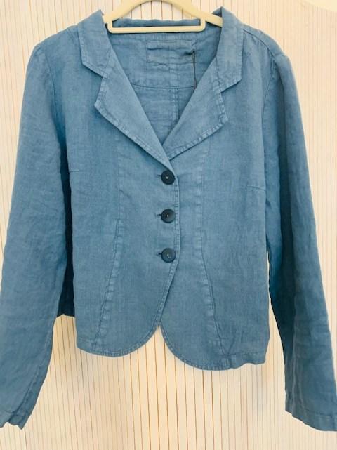 Linen jacket £139