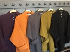 Asymetric Cotton Shirt One Size £219