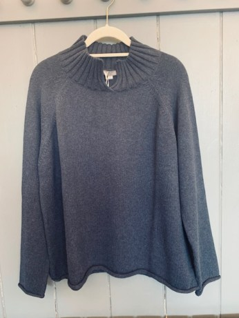 Cuba Cotton Sweater One Size £105