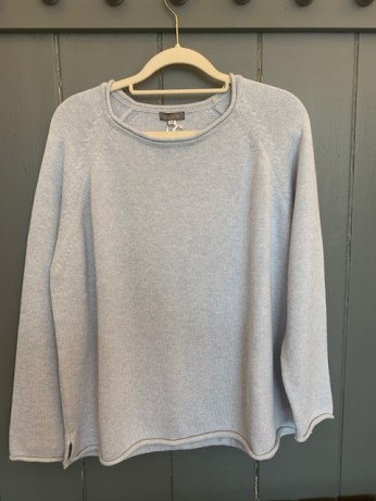 Reese Cotton Sweater One Size £99