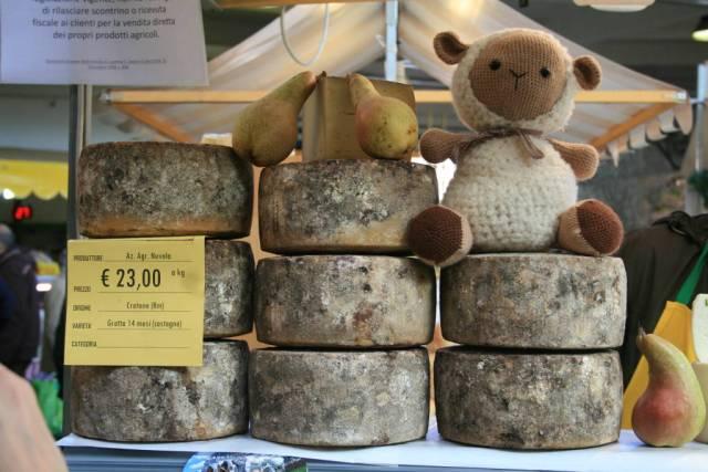 San Teodoro pecorino cheese