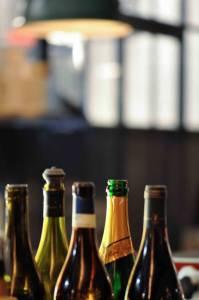 wine tastings at Casa Mia