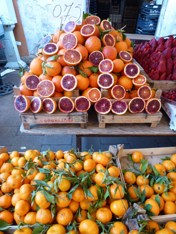 citrus fruits from Sicily