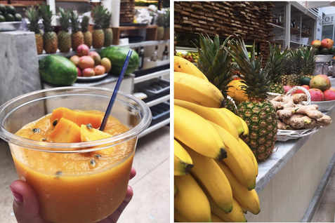 Ginger sapori e salute juice bar in Rome