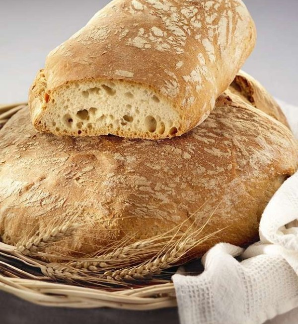 Tuscan unsalted bread