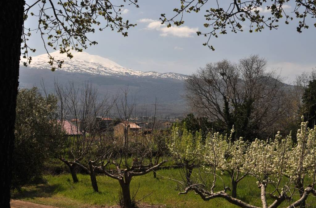 Weekend Escape to Mount Etna in Sicily