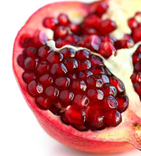 Pomegranates are in season