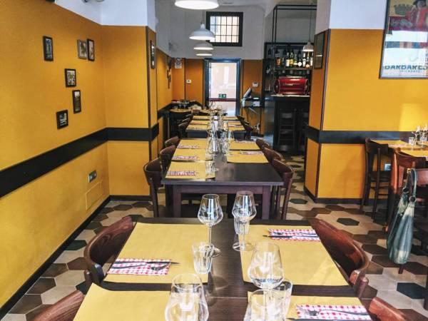 Trippa restaurant in Milan
