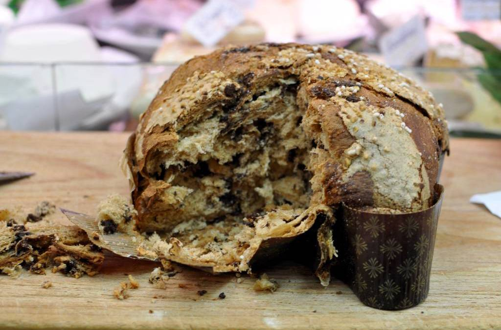 Colomba, Italy's Sweet Easter Bread