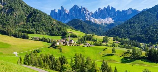 Ferragosto in the mountains · www.casamiatours.com