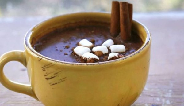 Italian hot chocolate · www.italyfoodandwinetours.com