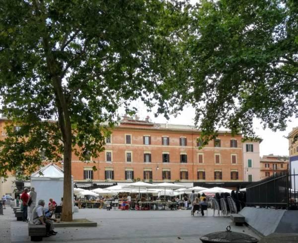 Weekend escape to Trastevere