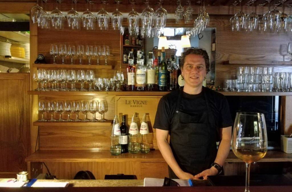Our Italians: Massimo Crippa of enoteca L'Angolo Divino