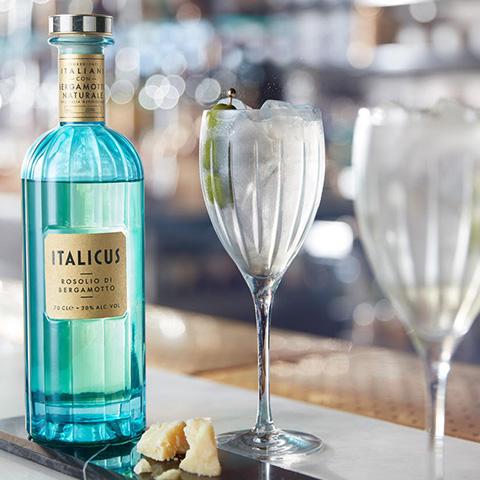 Italicus White bergamot liqueur