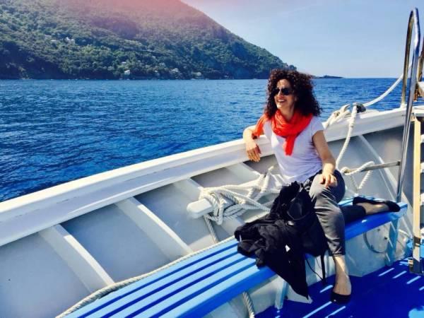 boat from Camogli to San Fruttuoso