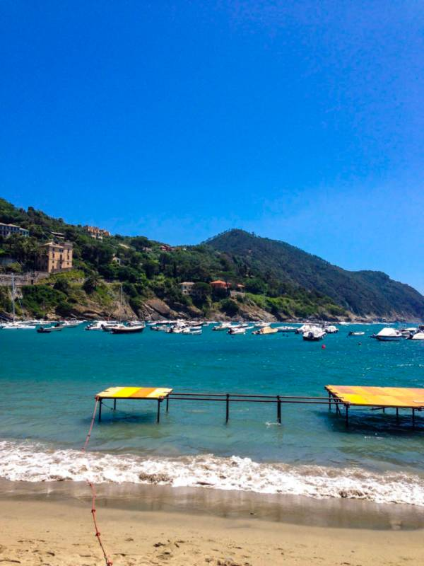 day trip to sestri levante, liguria