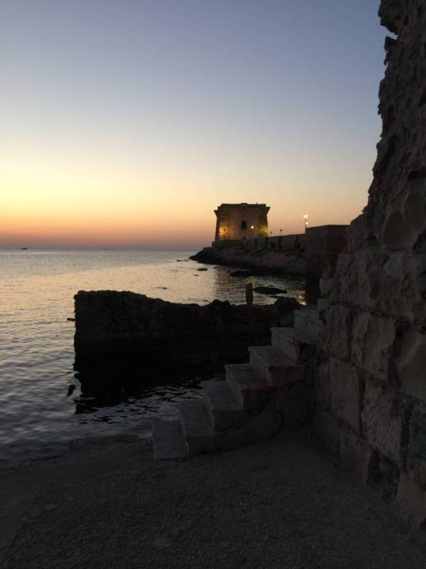 Weekend escape to Trapani, Sicily
