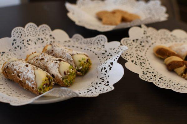 @SicilyinRome dinner April 3