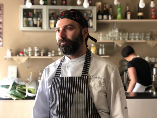 Our Italians - Chef Mario Traina