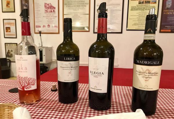 Primitivo cooperative winea
