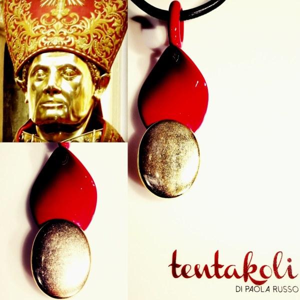 Yellow Face© tentakoli jewelry bijoux