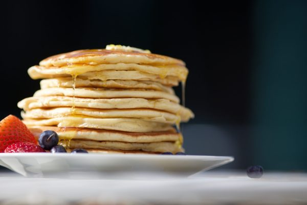 pancakes can use some of your sourdough starter discard