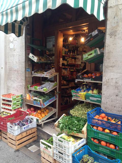 Antonio's fruit & veg store