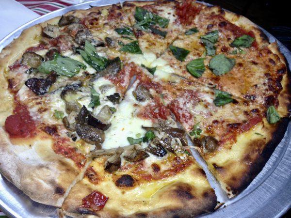 di fara pizza - shack with the chef