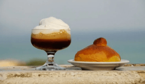 granita di caffè is one of many Italian iced coffee beverages