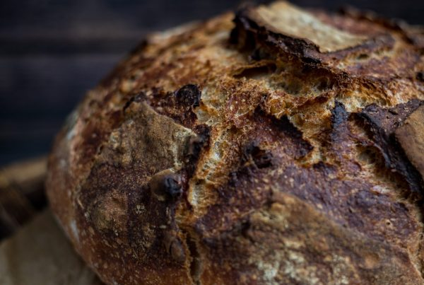 sourdough - extending the life of bread