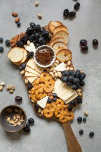 accoutrements for the cheese board
