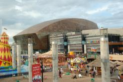 Cardiff Bay - Wales Millennium Centre