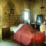 Casa Museo: panoramica della stanza da letto