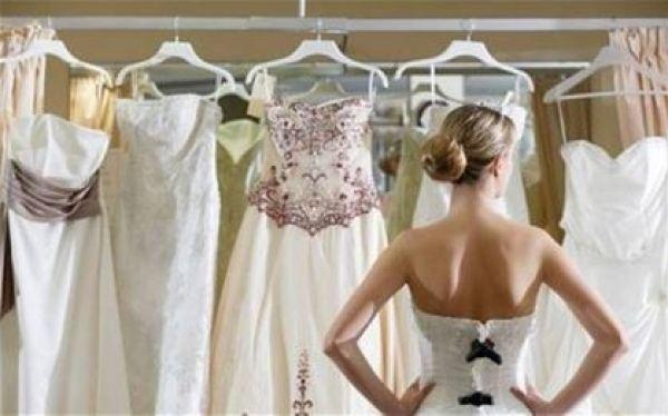 Esvolha do vestido