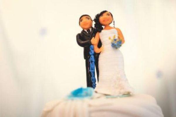 casamento-economico-interior-bahia-decoracao-sem-flores-azul-e-marrom (35)