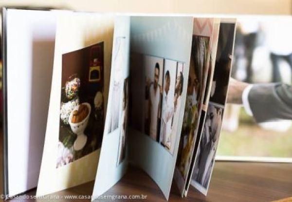 Meu álbum de casamento feito na Nicephotos