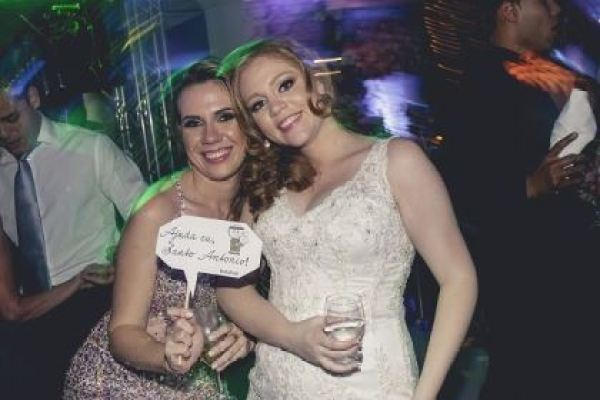 Casamento real e econômico   Erika e Antonio