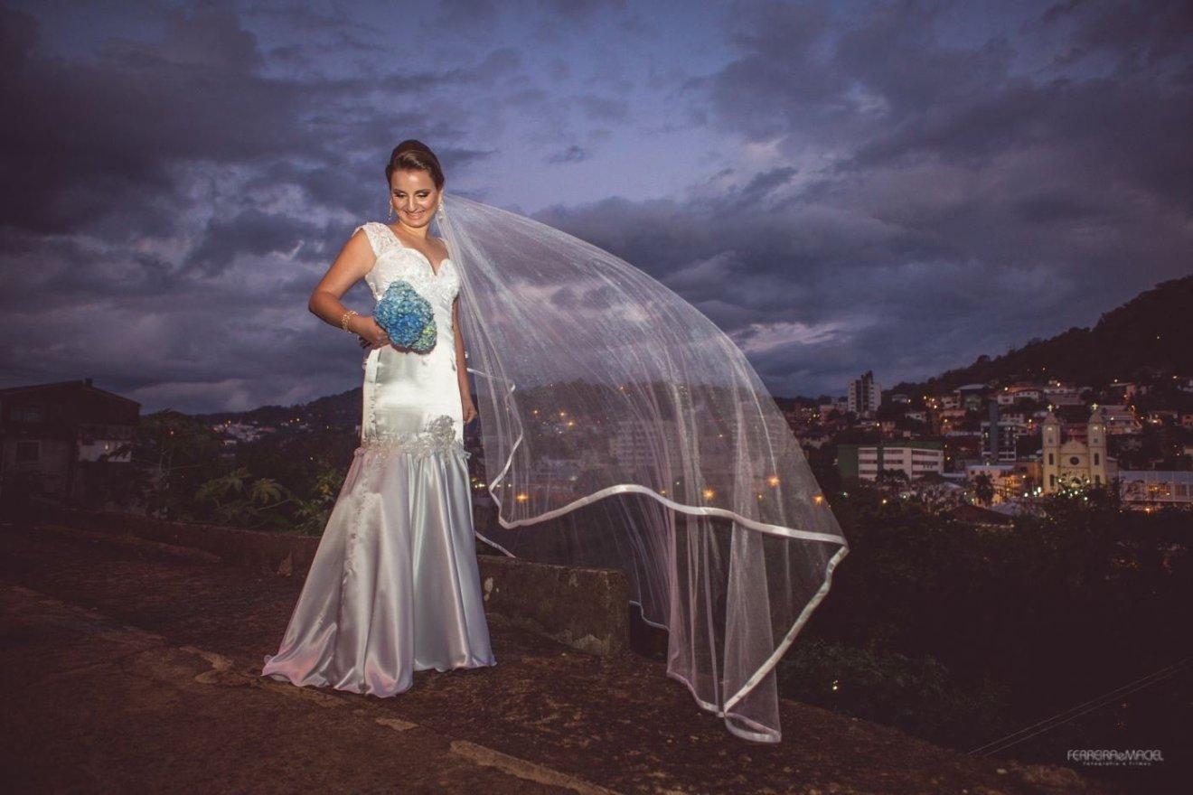 Casamento real e econômico Maria Luiza e Michel Lucas