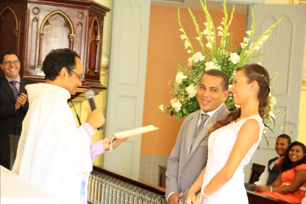 Casamento real e econômico   Érika e Rocha